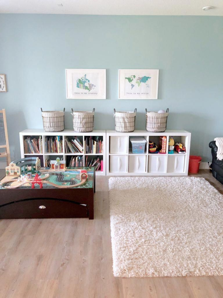 30 Best Playroom Ideas For Small And Large Spaces | Casa