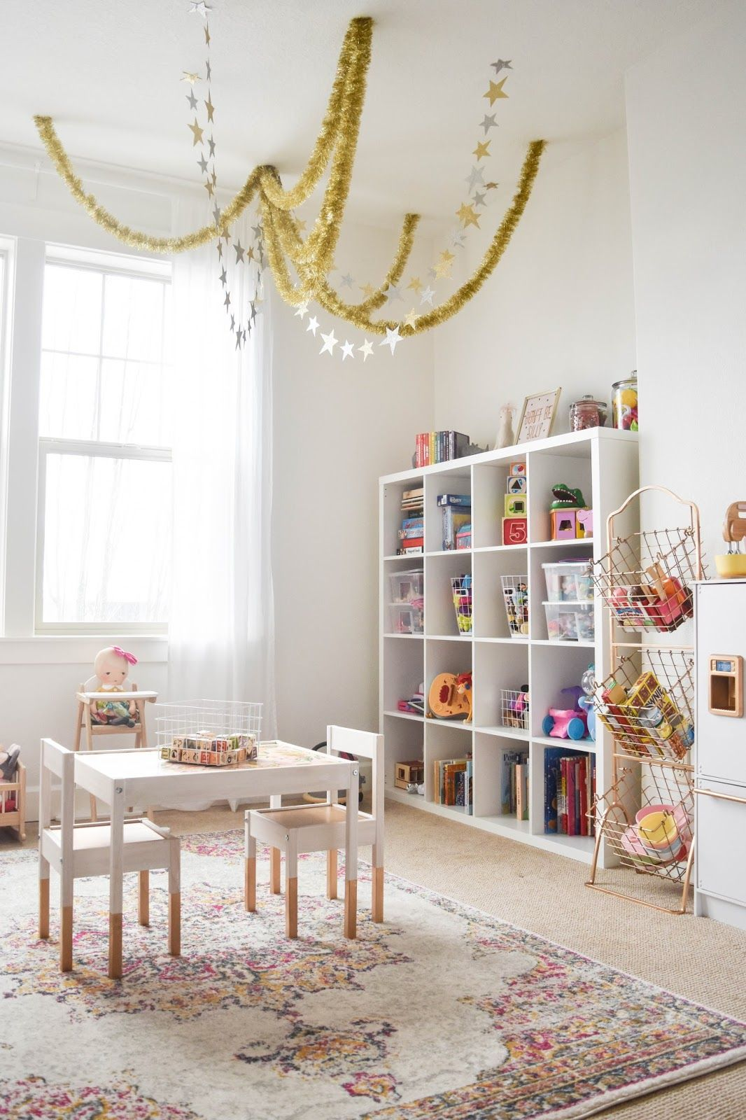 For Christmas We Surprised The Girls With A New Playroom! We