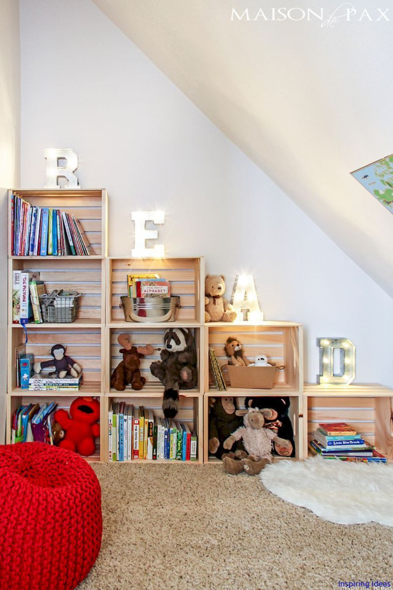 Amazing Dreamed Playroom Ideas 05   Playroom For Kids   Muebles Con