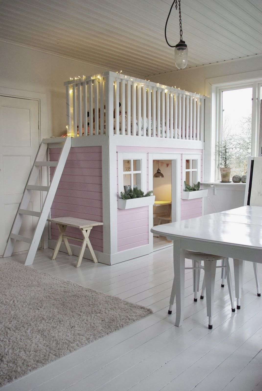 Now This Would Be A Dream Bedroom/playroom For A Special Little One