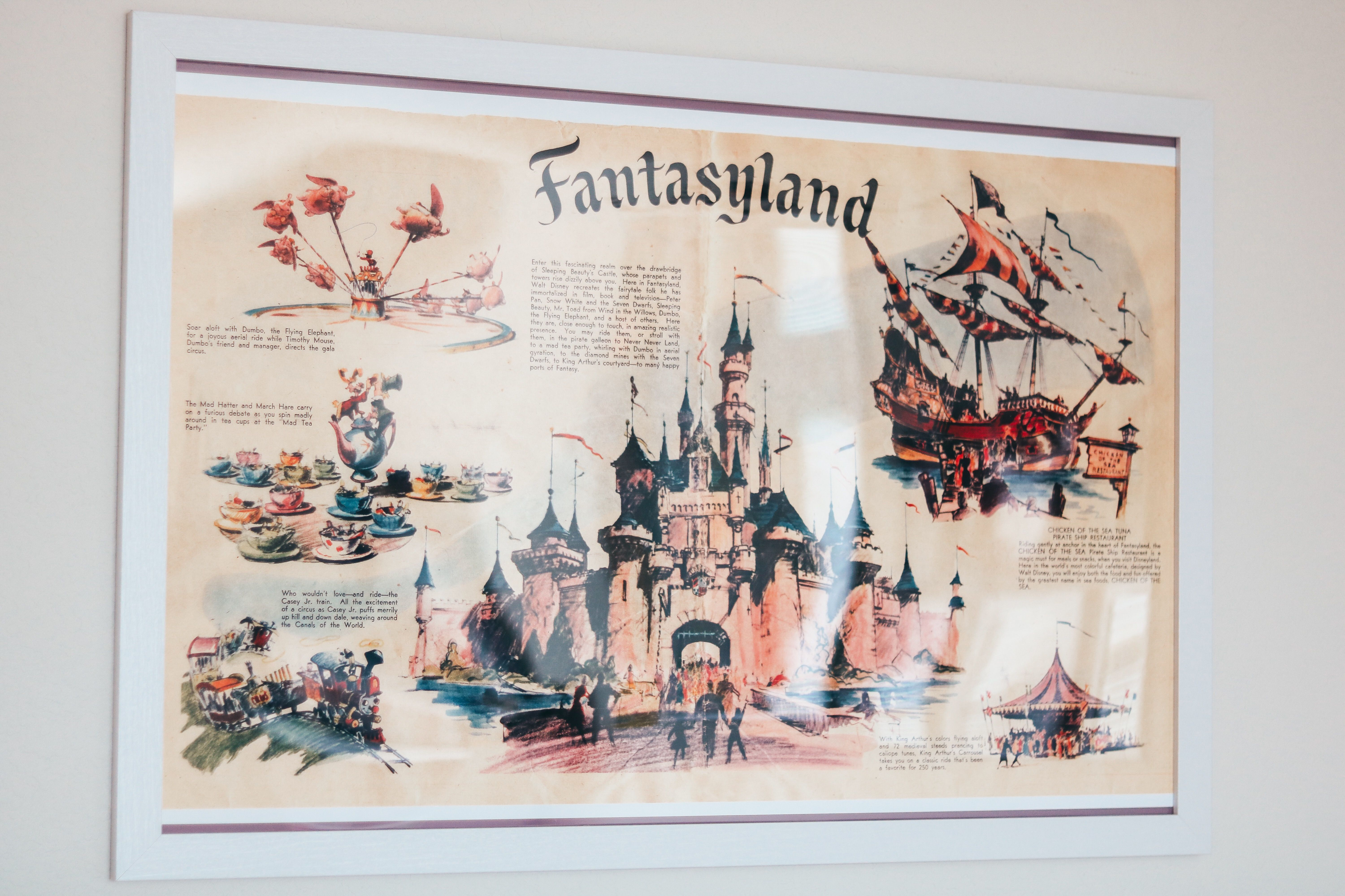 Pin By Amy Townley On Our Vintage Disney Playroom | Disney Playroom
