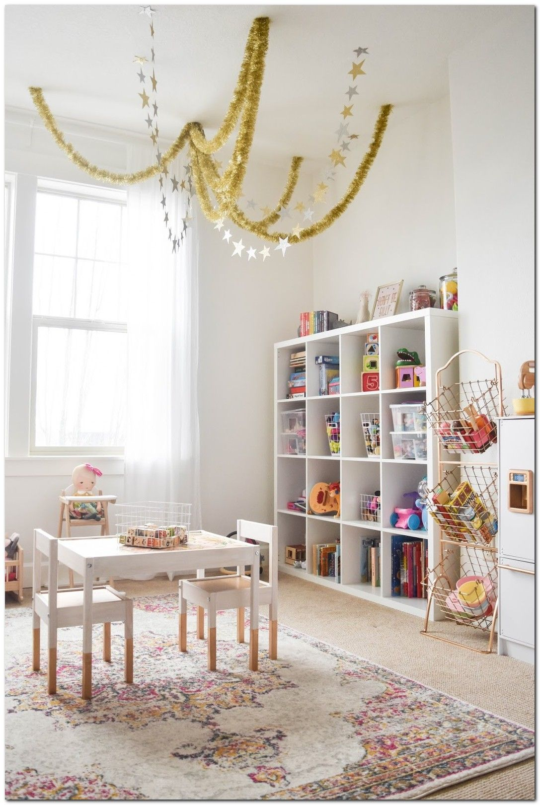 Toy Storage Ideas For Small Apartment | Play Room Fun | Playroom