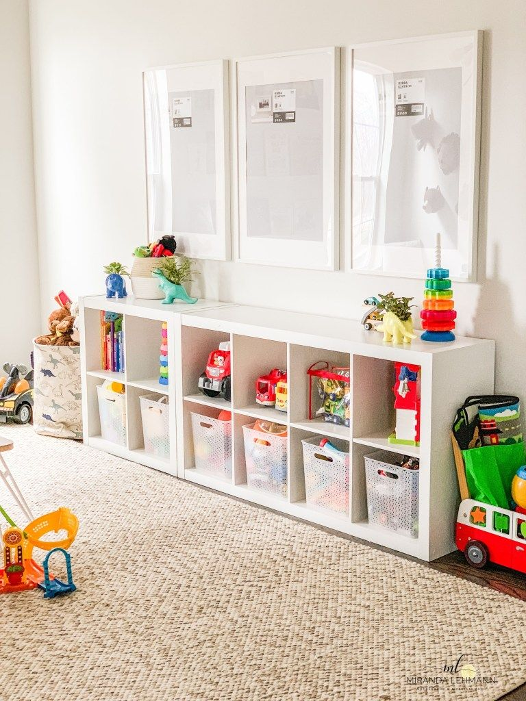 5 Tips For An Organized Playroom - When Life Gives You Lehmanns