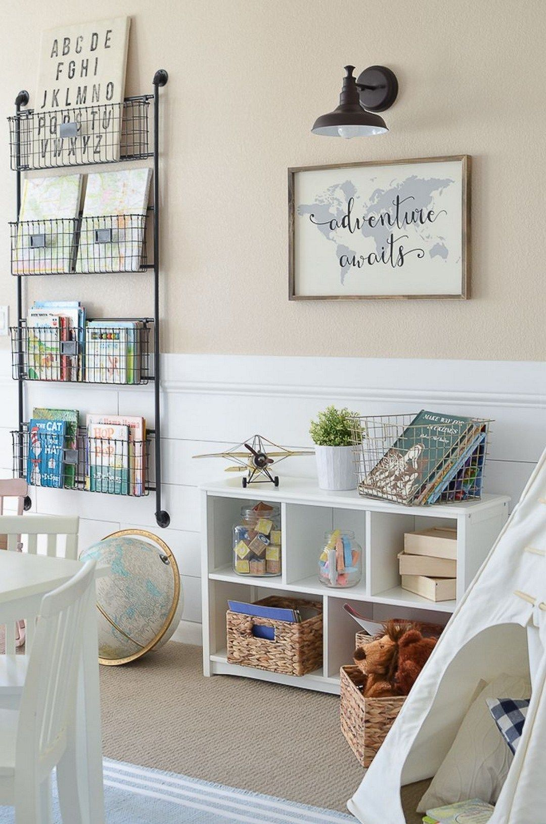 23 Playroom Decor Solutions For Your Kids (5) - Possible Decor