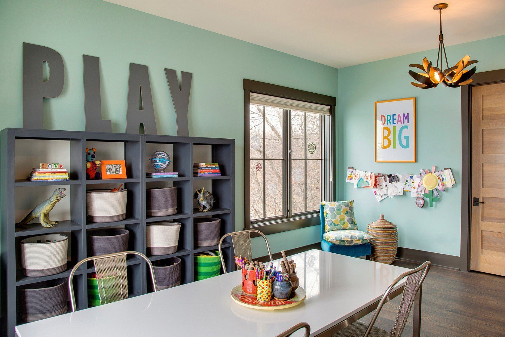 Extra Large Wooden Letters In 2019   Dream House   Playroom
