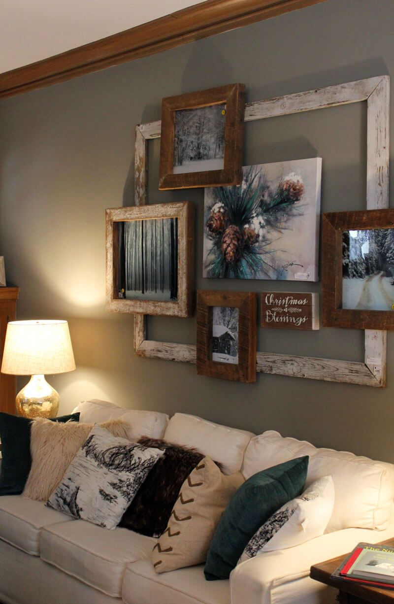 30 Creative Ideas To Decorate Above The Sofa | Kids Playroom