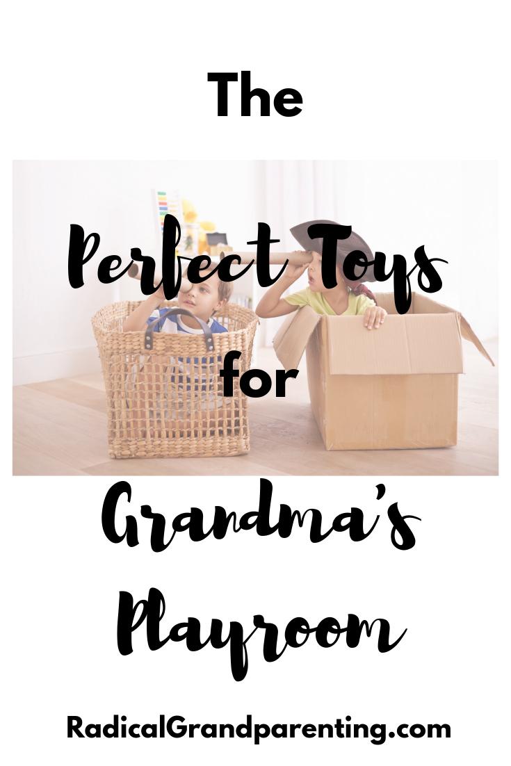 Toys For Boys And Girls, Babies, Toddlers For Grandma's Playroom