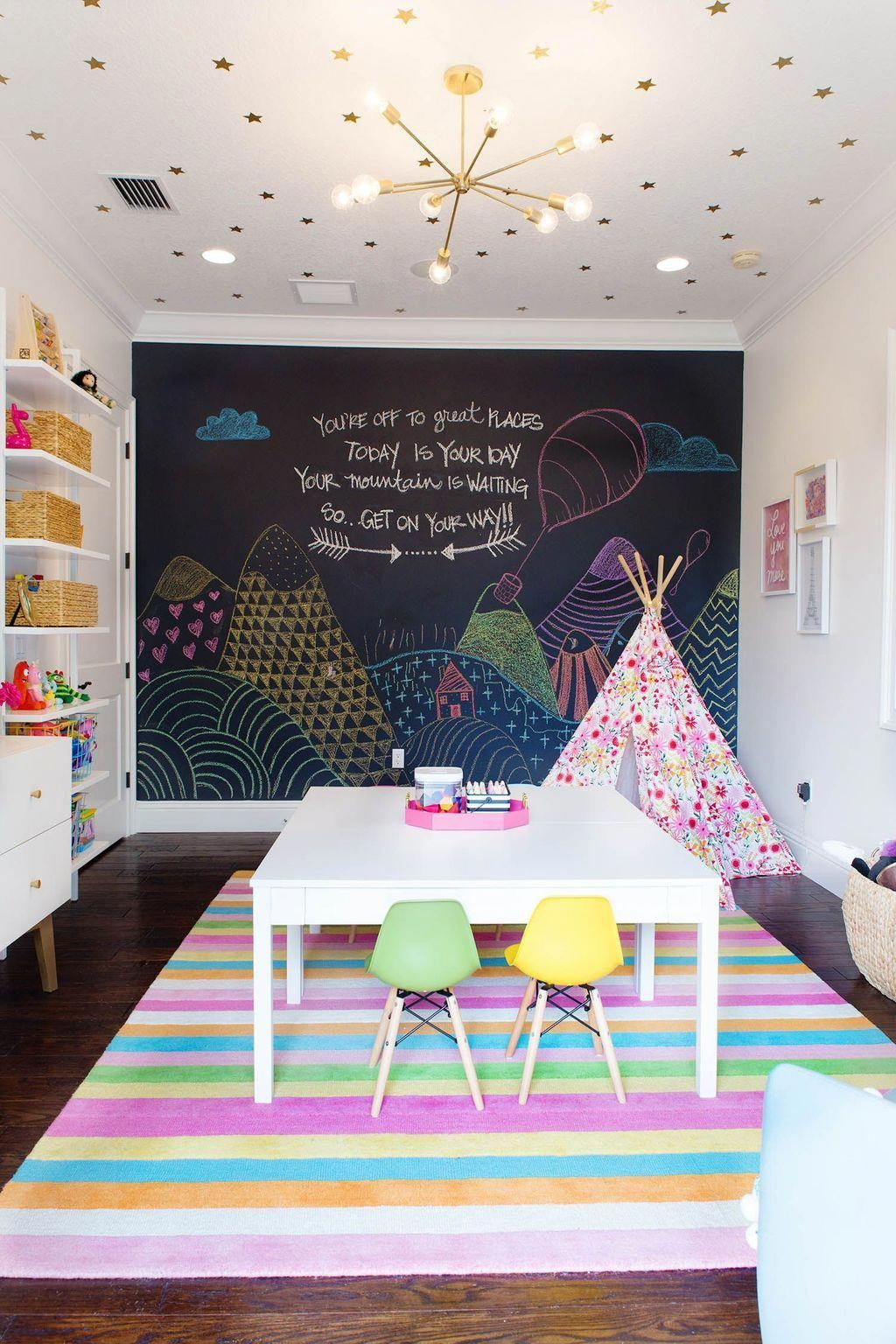 Pin By Jen Pitts On Playroom Inspiration In 2019   Playroom