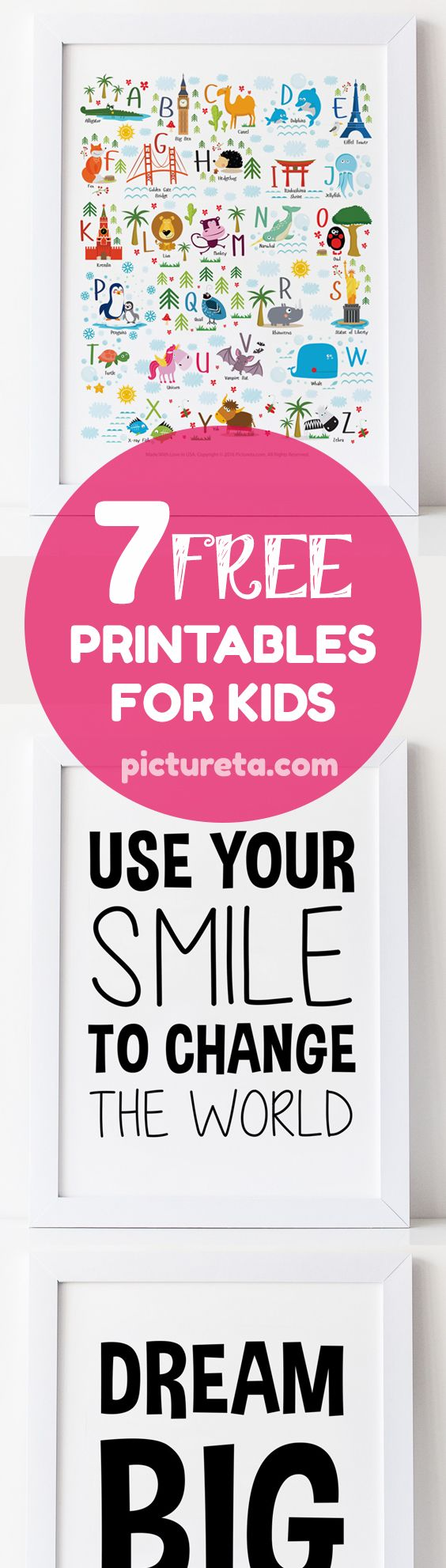 Printable Alphabet Every Child Should Have   Playroom   Playroom