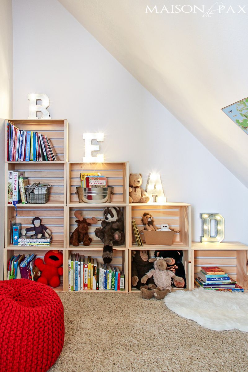 Creating A Reading Space | For The Kids | Kids Room, Playroom, Toy Rooms