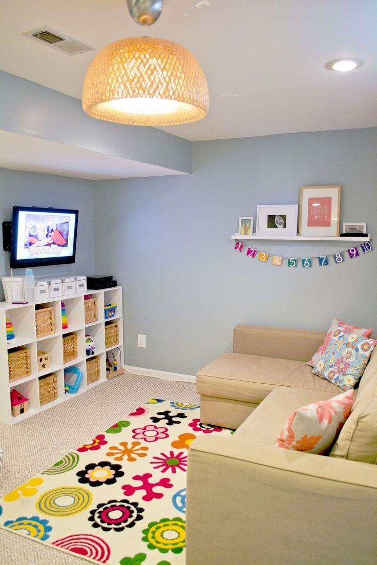 Everything Designish: Playroom Revealed | Kid's Playroom In 2019