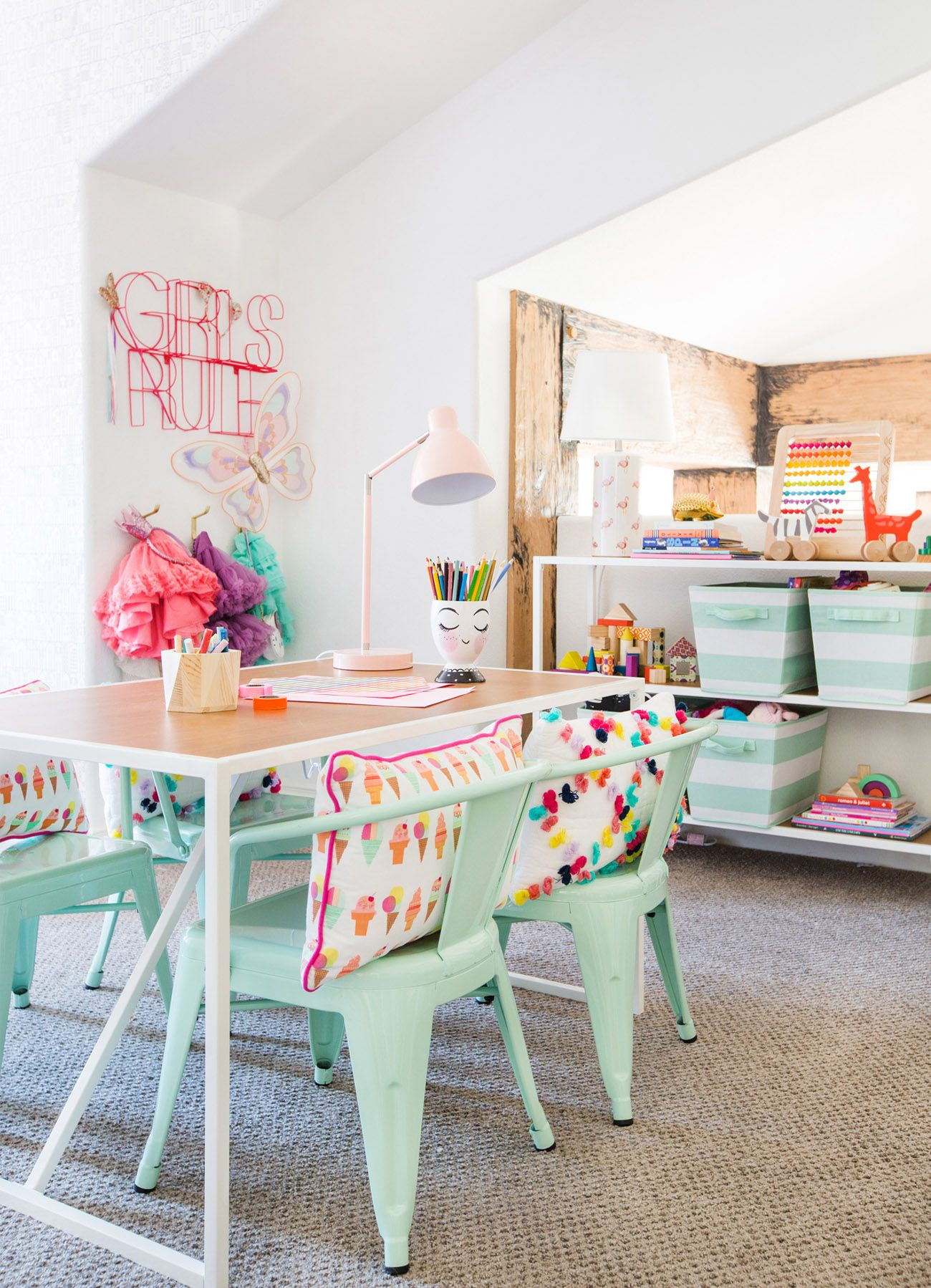 10 Amazing Kids Playroom Makeover Ideas You'll Love | Children's