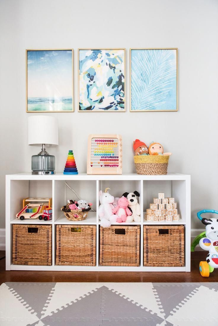 Modern Playroom Ideas From @cydconverse | Kids Playroom Ideas, Home
