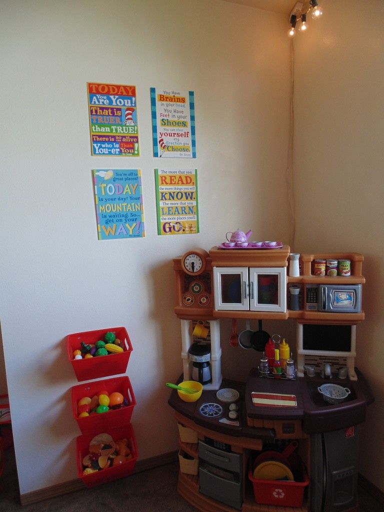 Playroom Makeover On A Budget | Cams Room | Playroom, Toddler Play