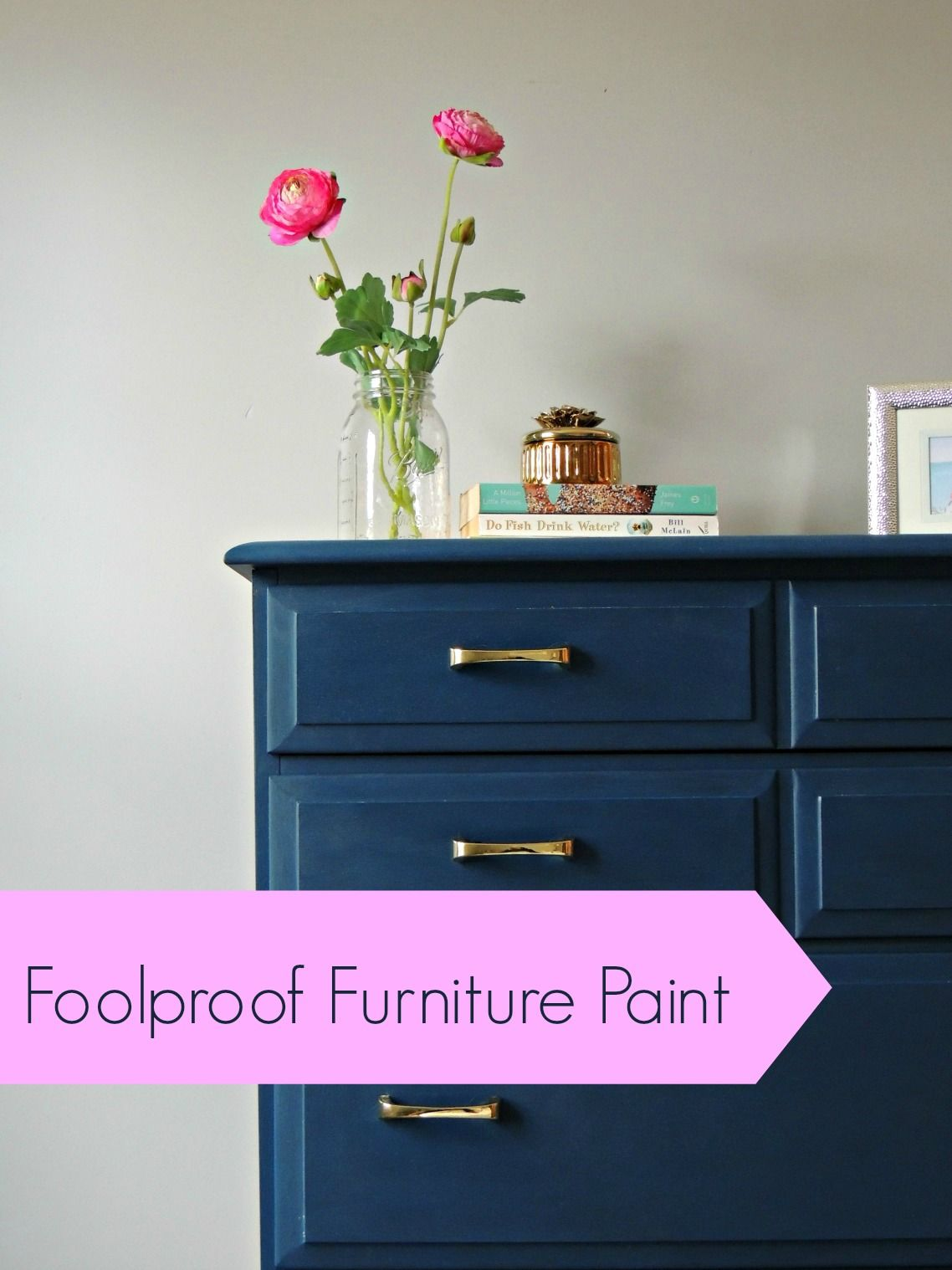 How To Paint Furniture Perfectly And Get Perfect Results   Playroom