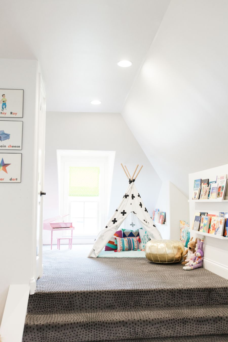 6 Steps To Designing A Playroom To Grow With Your Kiddos In 2019