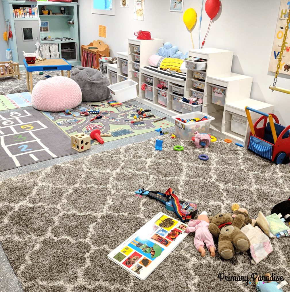Basement Playroom Ideas That Inspire Imaginative Play For Toddlers
