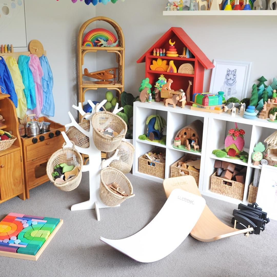30 Best Playroom Ideas For Small And Large Spaces | Playroom Ideas