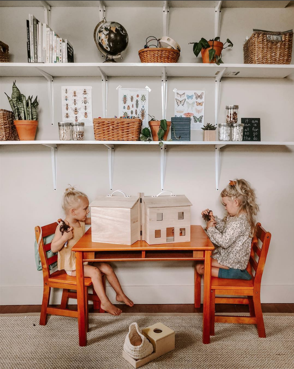 Olli Ella Holdie House Makes The Perfect Playroom Accessory