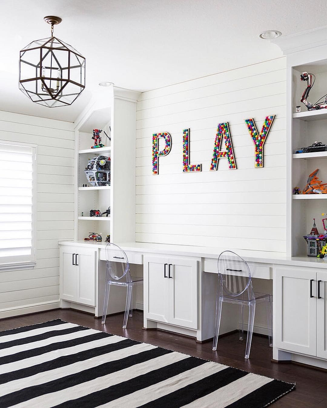 I've Been Working On A Very Fun Modern Playroom For One Of My Repeat