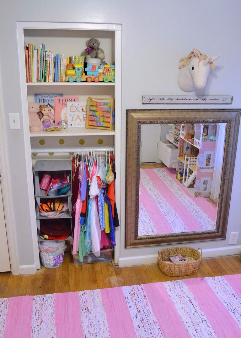 Dress Up Storage And Organization | Playroom In 2019 | Dress
