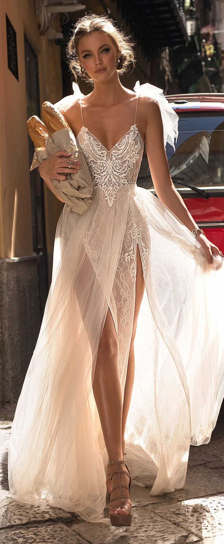 Muse By Berta : Sicily Wedding Dress Collection   Playrooms