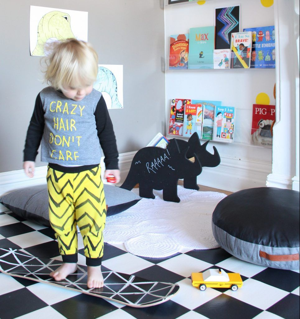 Kids Playroom Tour - Inside The Home Of Amy Mc Bride | Baby