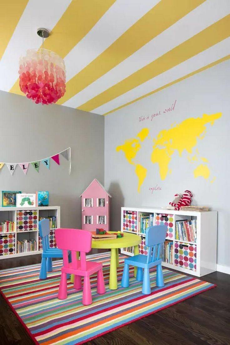 About In 2019 | Playroom Ideas | Colorful Playroom, Playroom