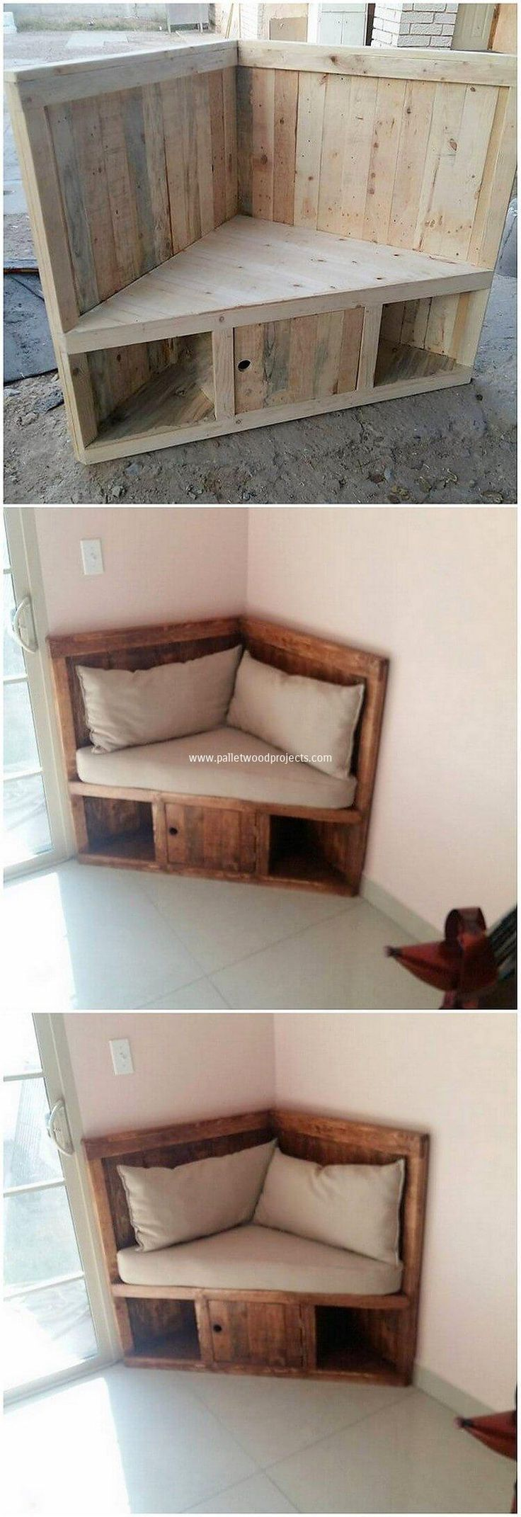 Quick And Easy To Build Wood Pallet Projects | Playroom