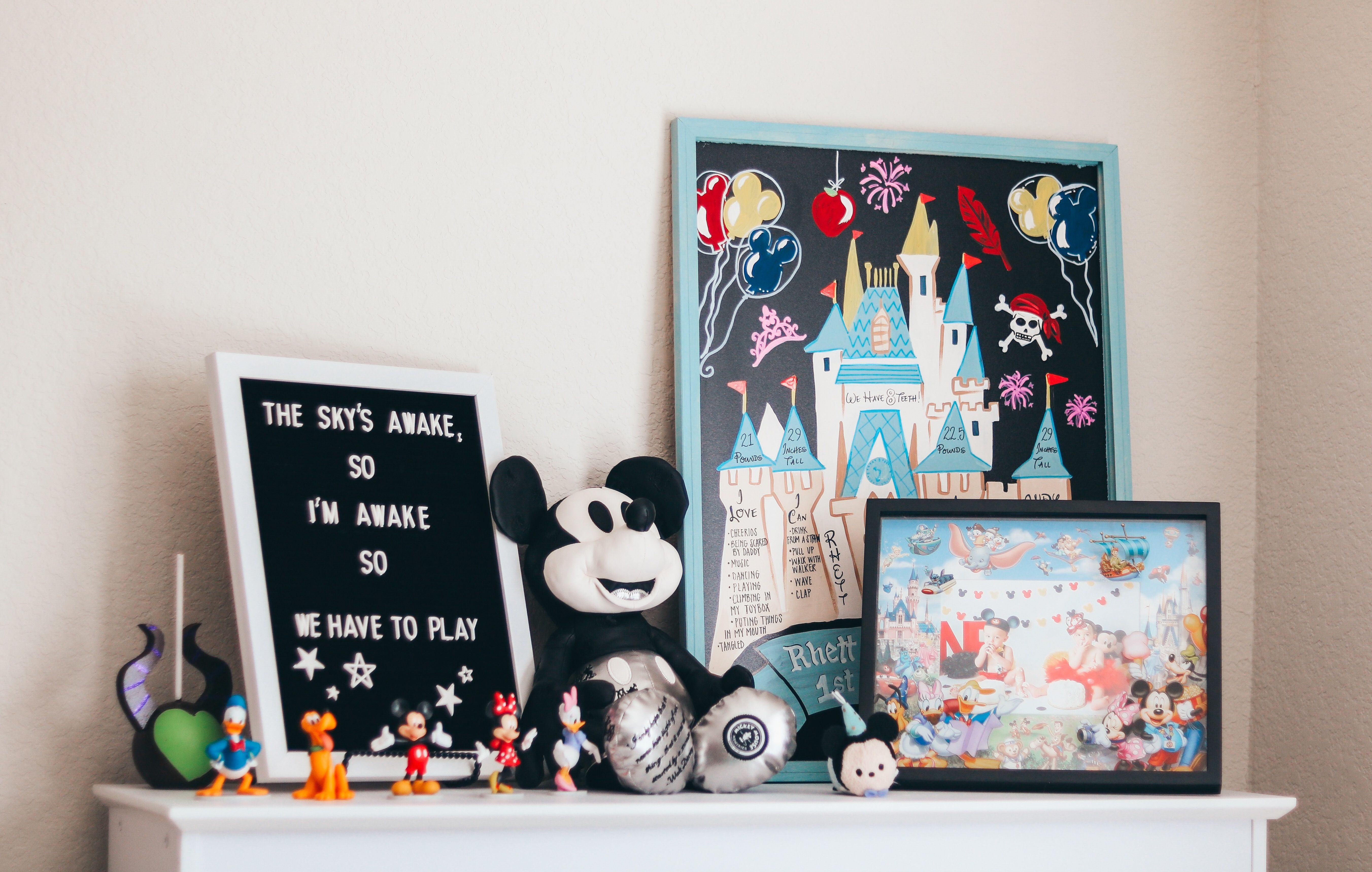 Pin By Amy Townley On Our Vintage Disney Playroom | Disney