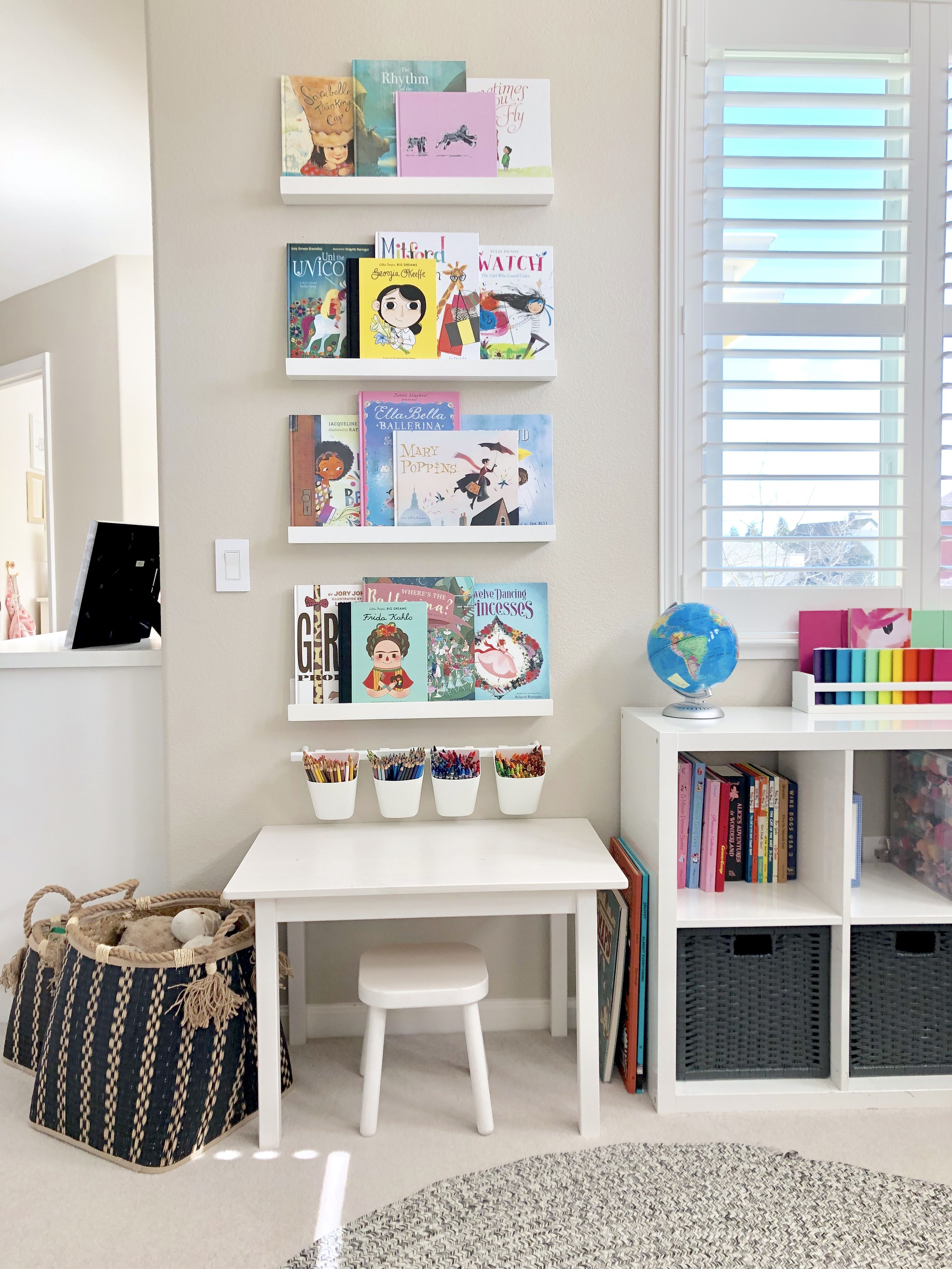 A Reimagined Playroom In 2019 | Play Room | Playroom, Colorful