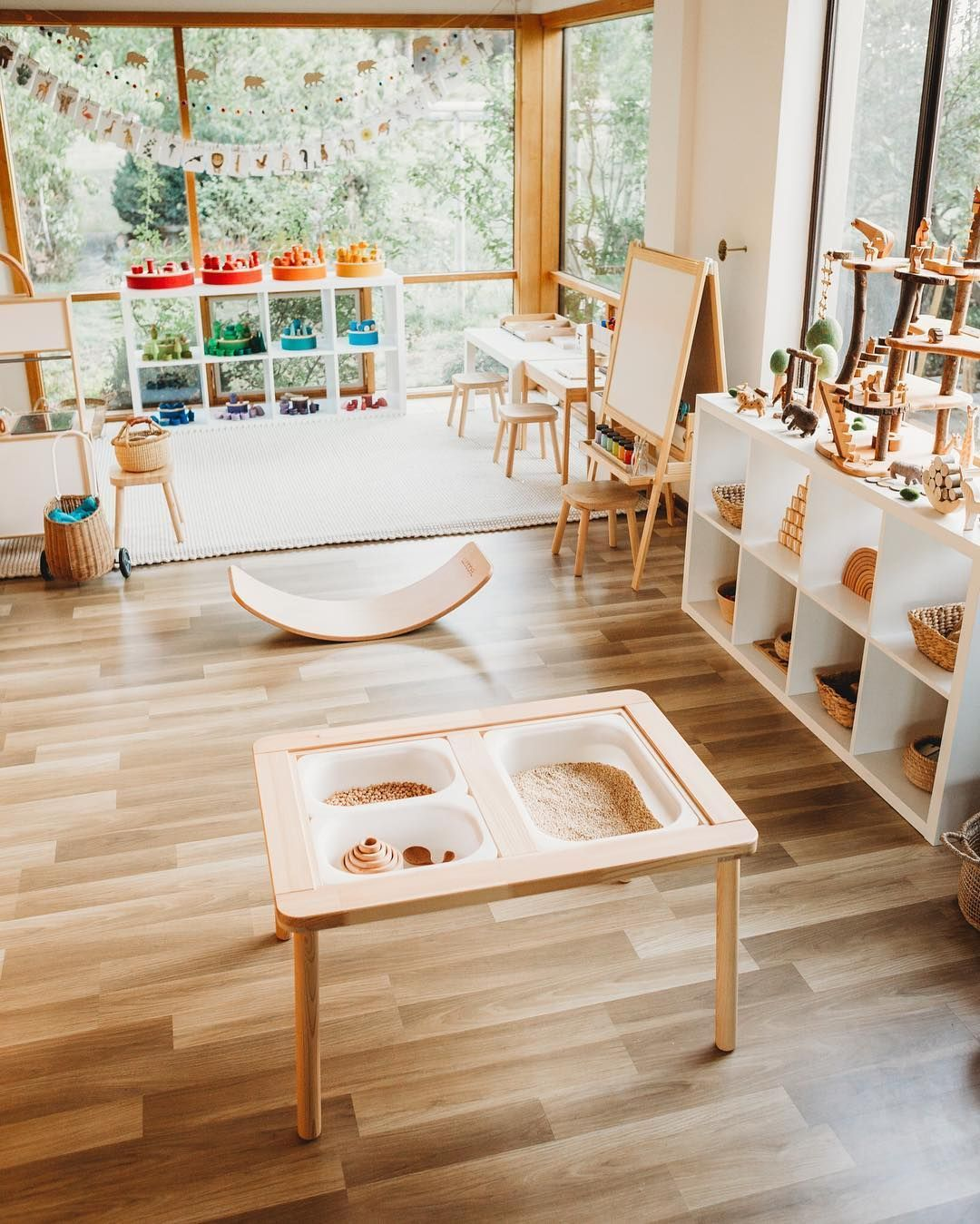 Gorgeous Learning Environment   Tiny Playroom In 2019