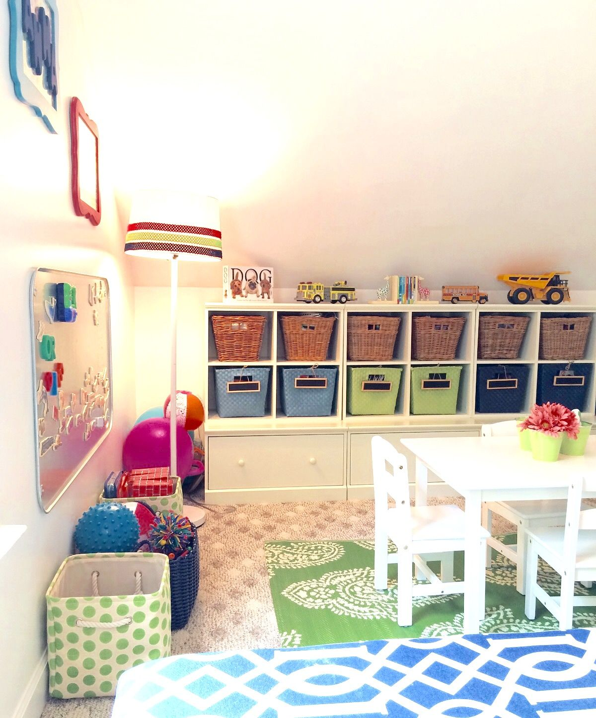 Playroom For A Growing Family With Girls & Boys   Kids Corner