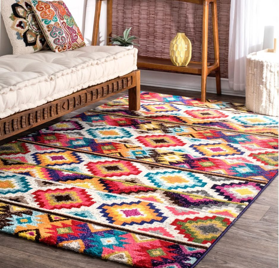 Area Rugs For Girls Boys Bedroom Playroom Fun Multi Color