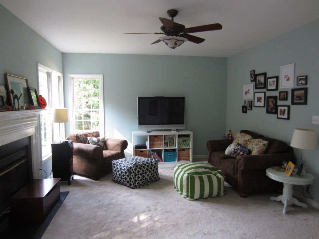 Playroom Paint Ideas | Paint Color: Sherwin William's