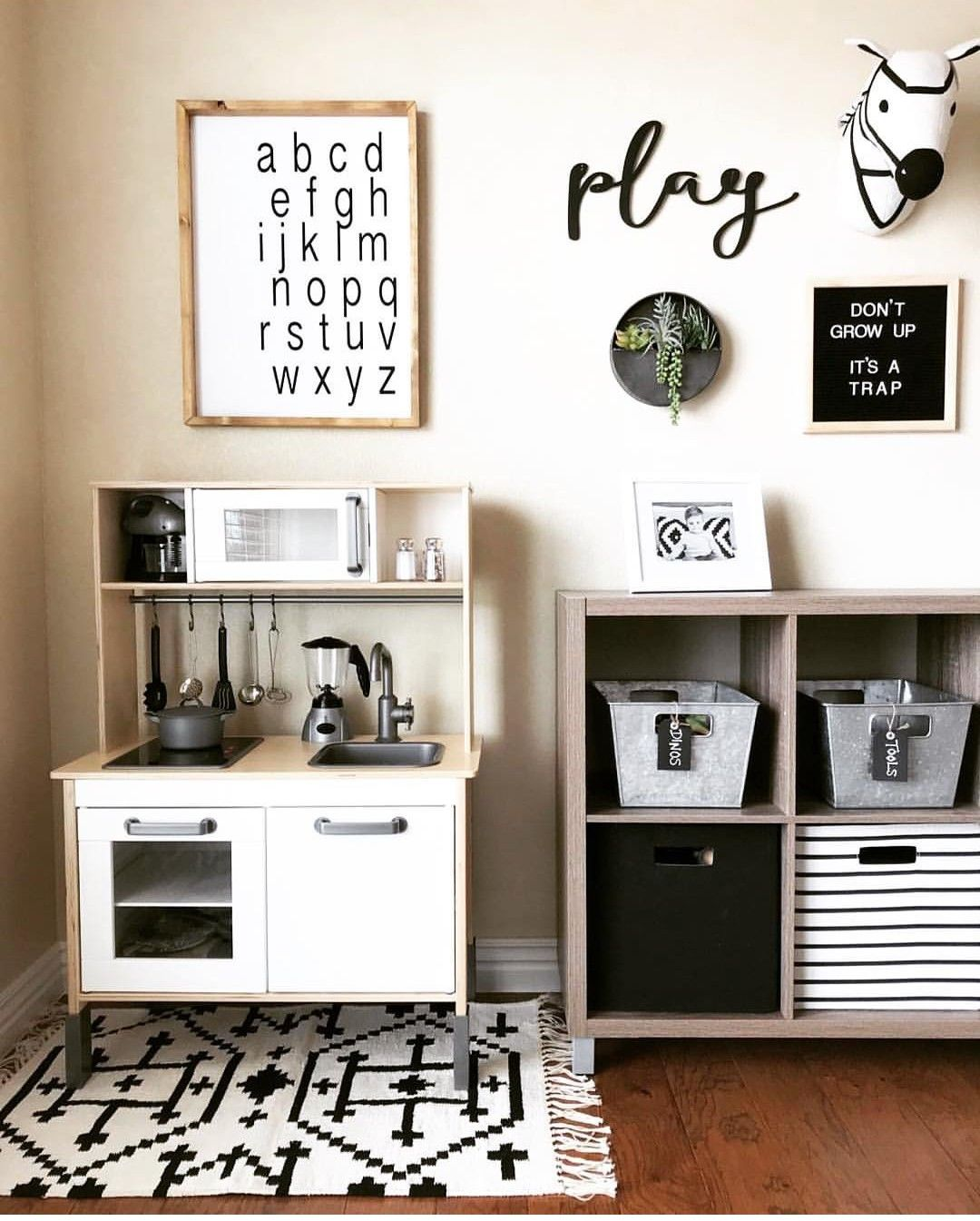 Pin By Faith Link On Playroom For The Kiddos | Playroom, Toy Rooms
