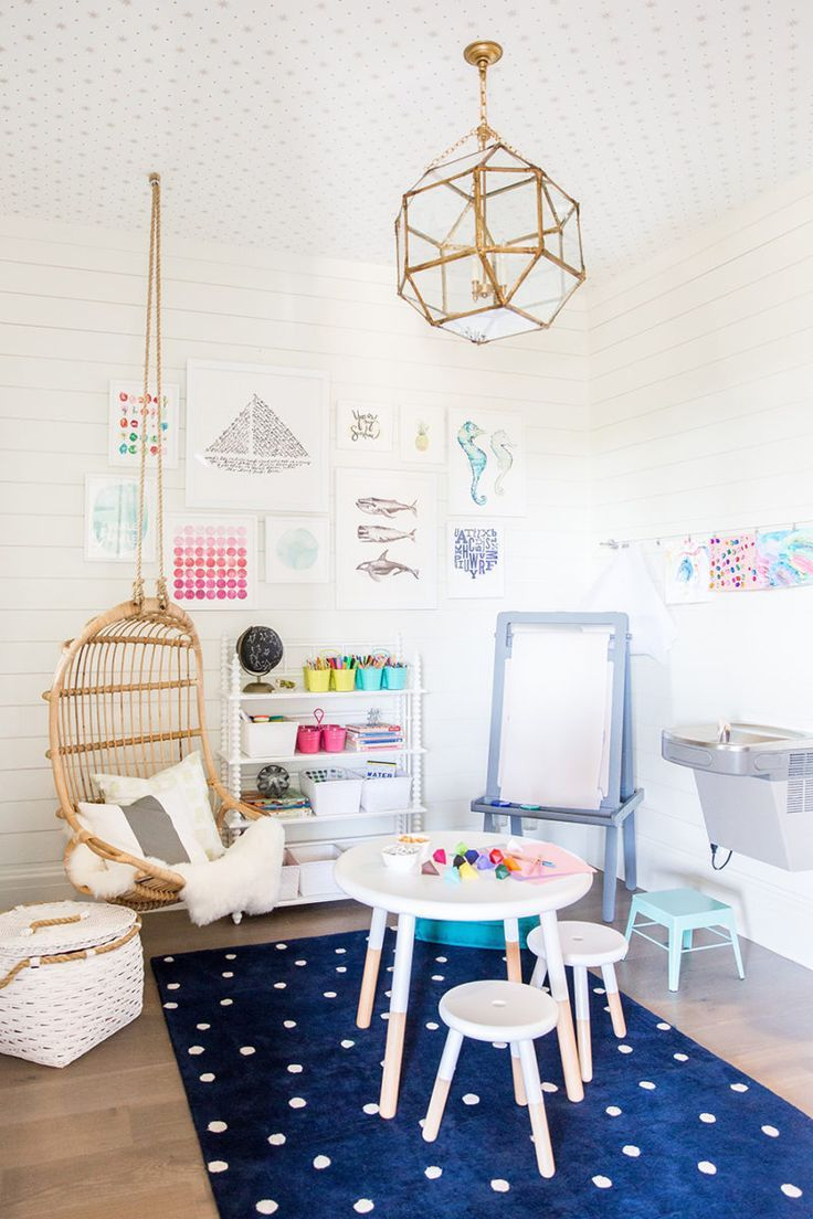 Art Room Reveal + $1,000 Giveaway   Baby Girl   Playroom Decor