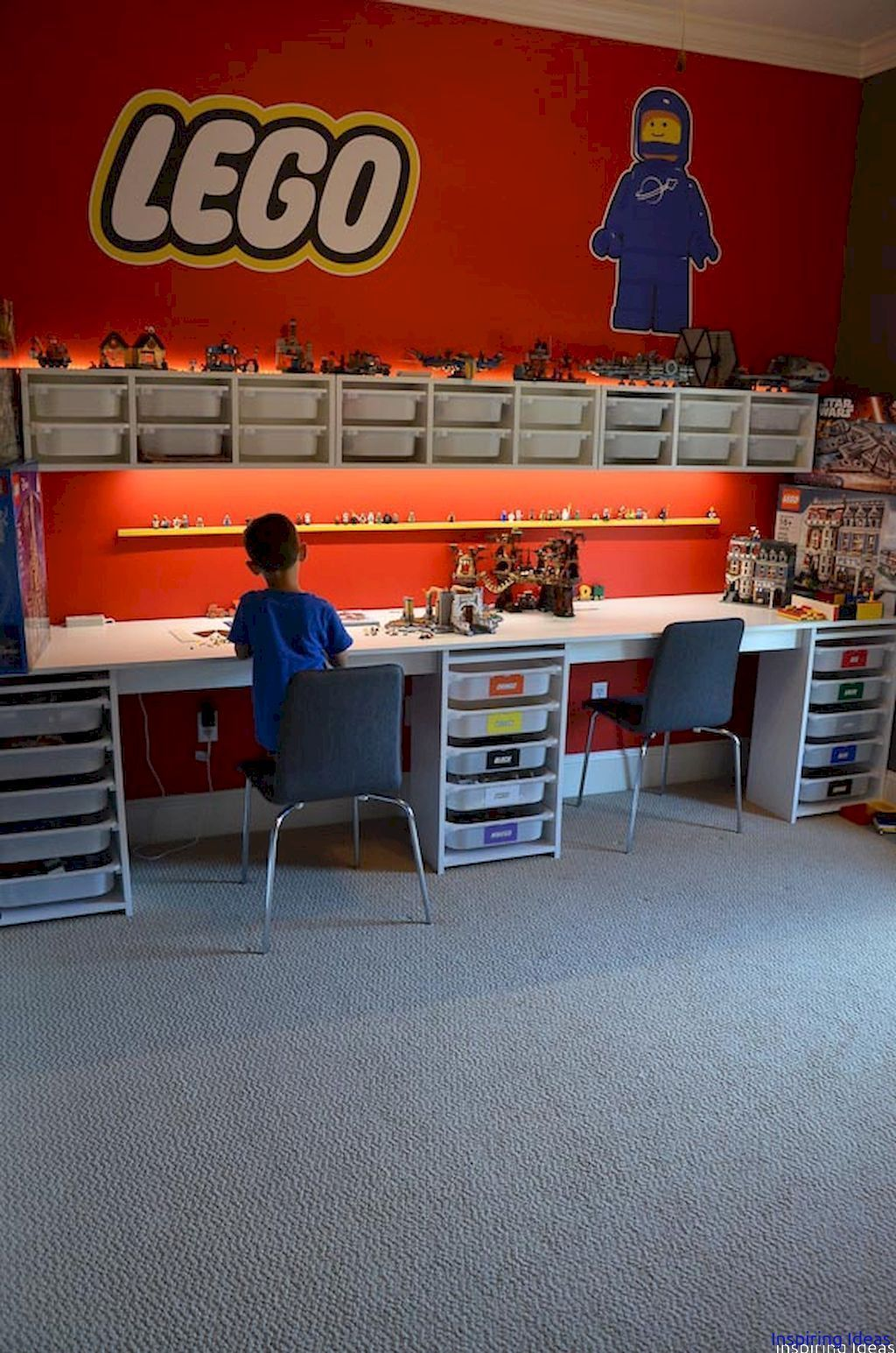 30 Best Playroom Ideas For Small And Large Spaces   Playroom