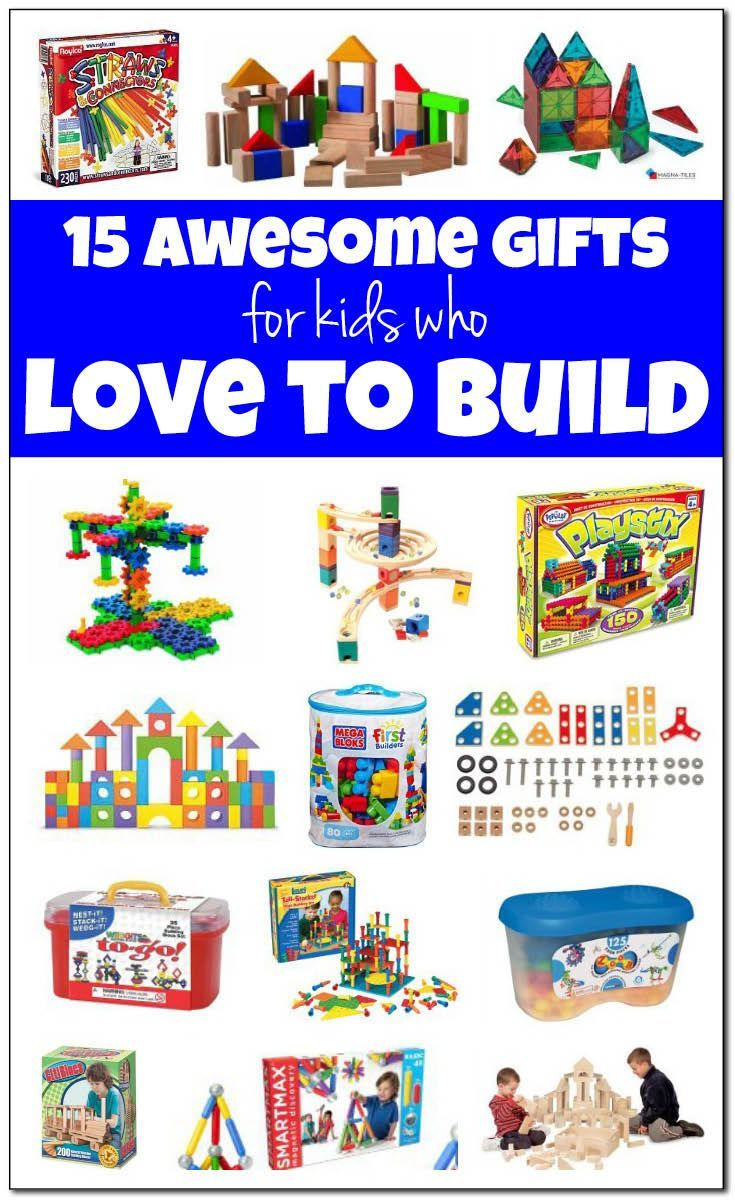 Best Building Toys For Kids   Playroom   Playspace   Gifts