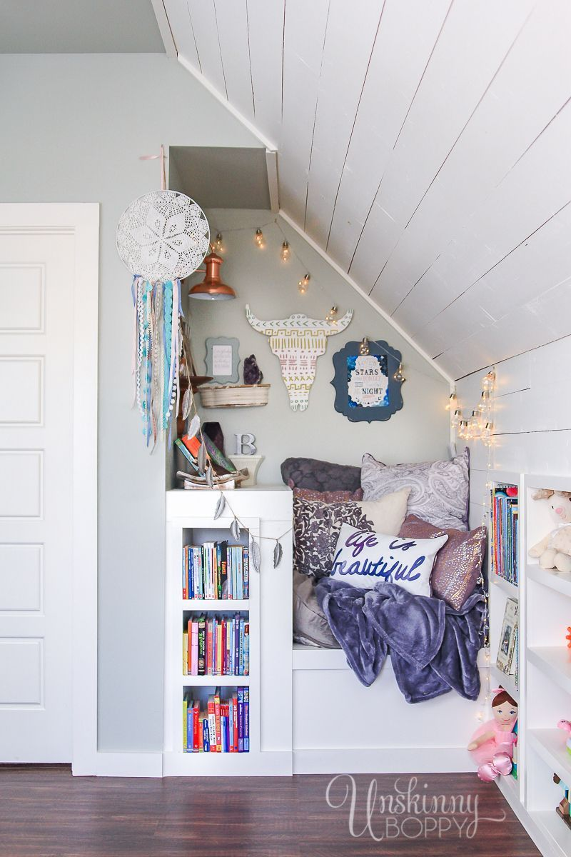 Cozy Up In These 14 Comfy Reading Nooks | Kids' Rooms/playrooms
