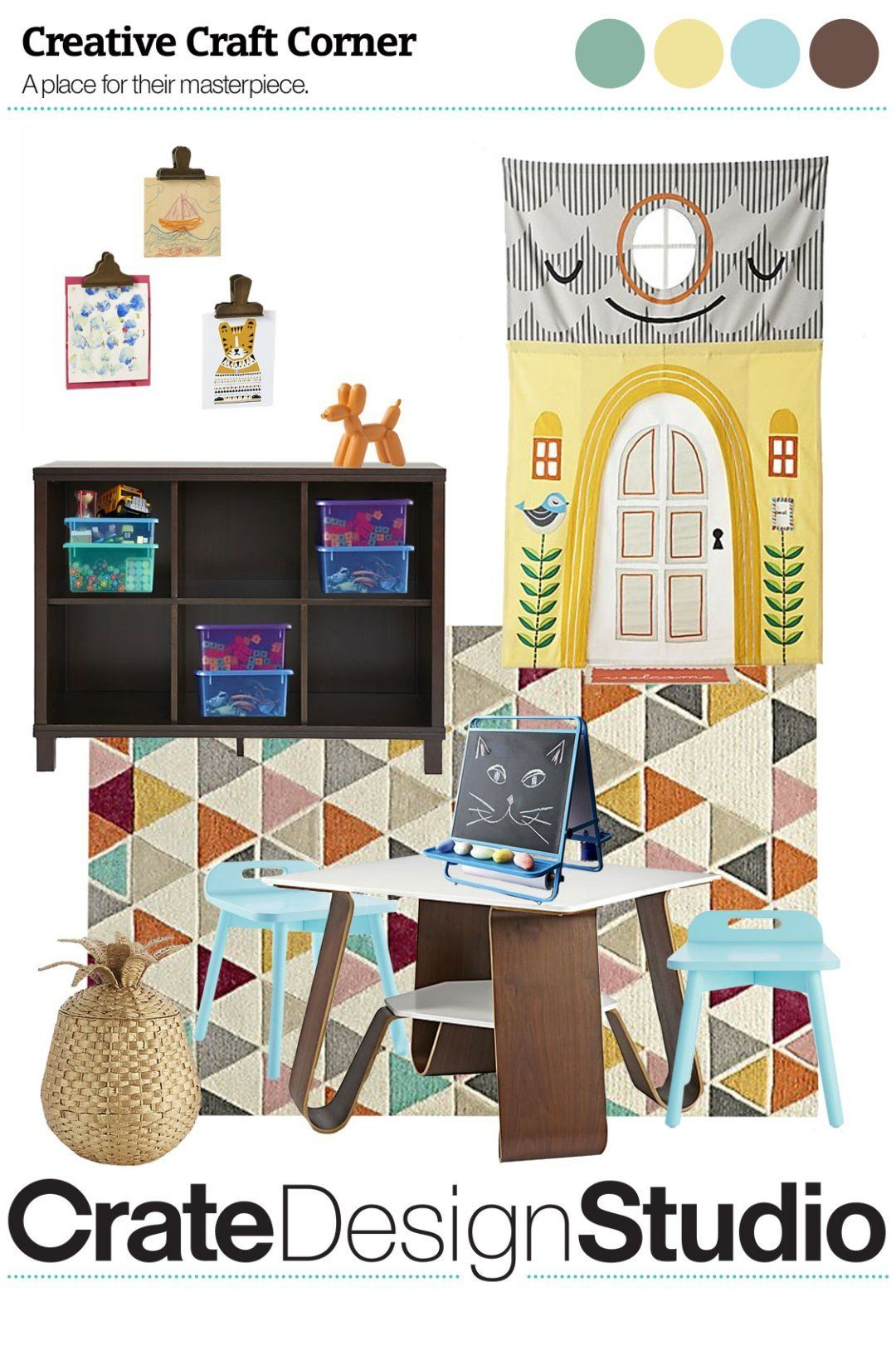 Creative Craft Corner | Playroom Toys, Gifts And More