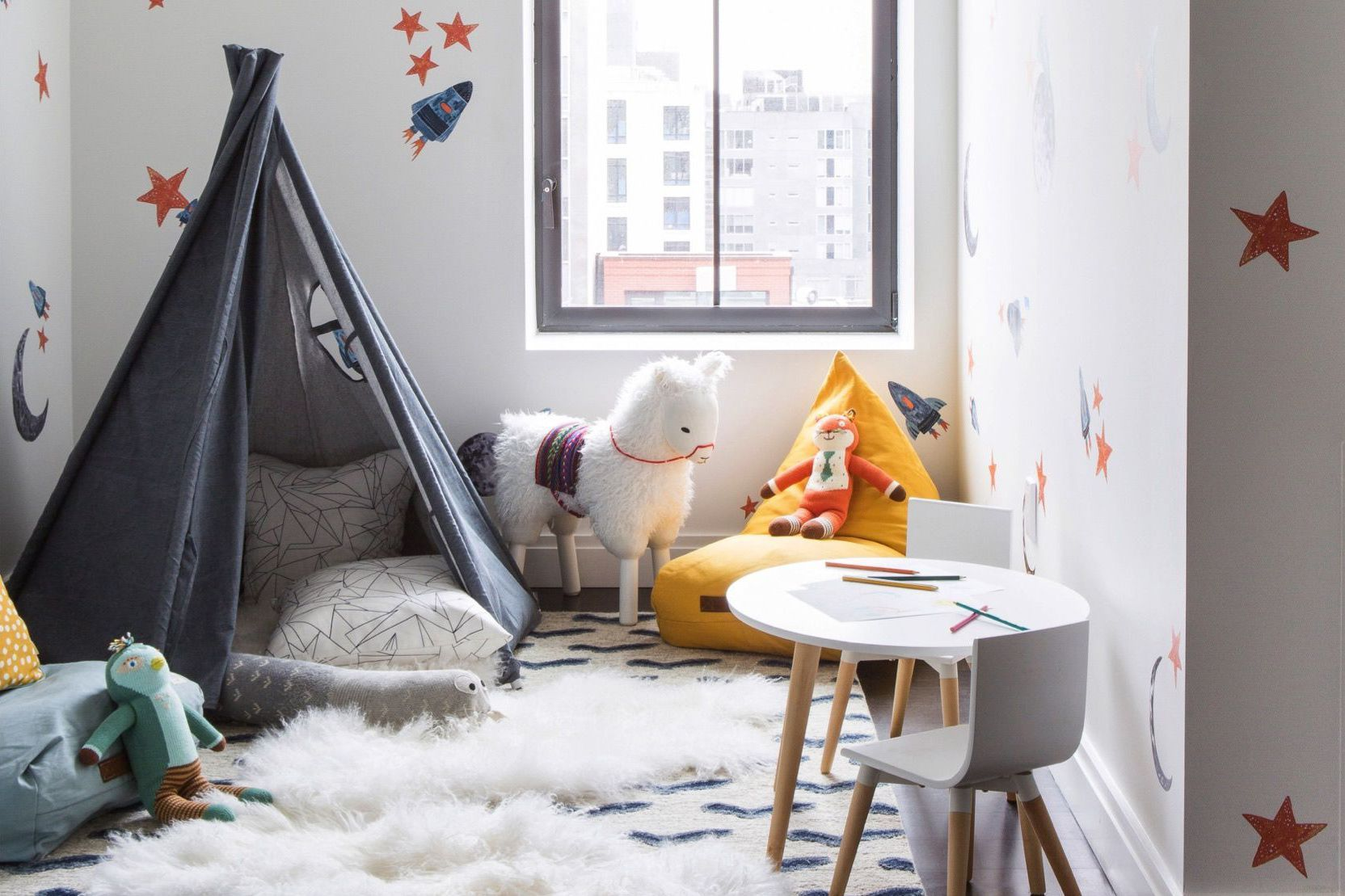 Brighten Up Your Kids Playroom With One Of These 19 Ideas