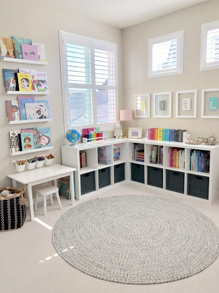 The Evolution Of A Playroom | Baby | Playroom, Kids Bedroom, Girl Room
