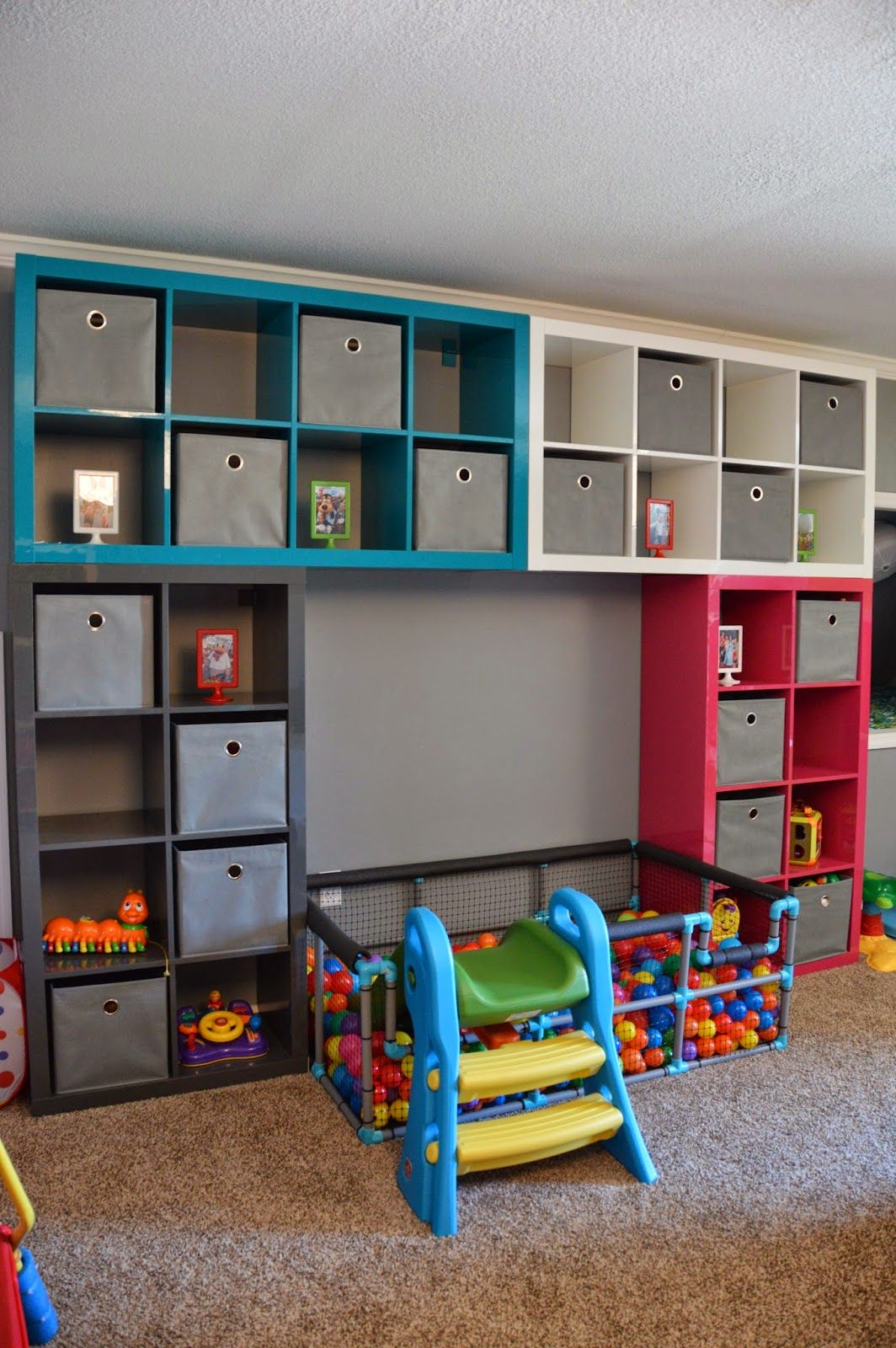 Tour Of Our Home ~ Playroom | Baby | Playroom, Toy Rooms, Playroom