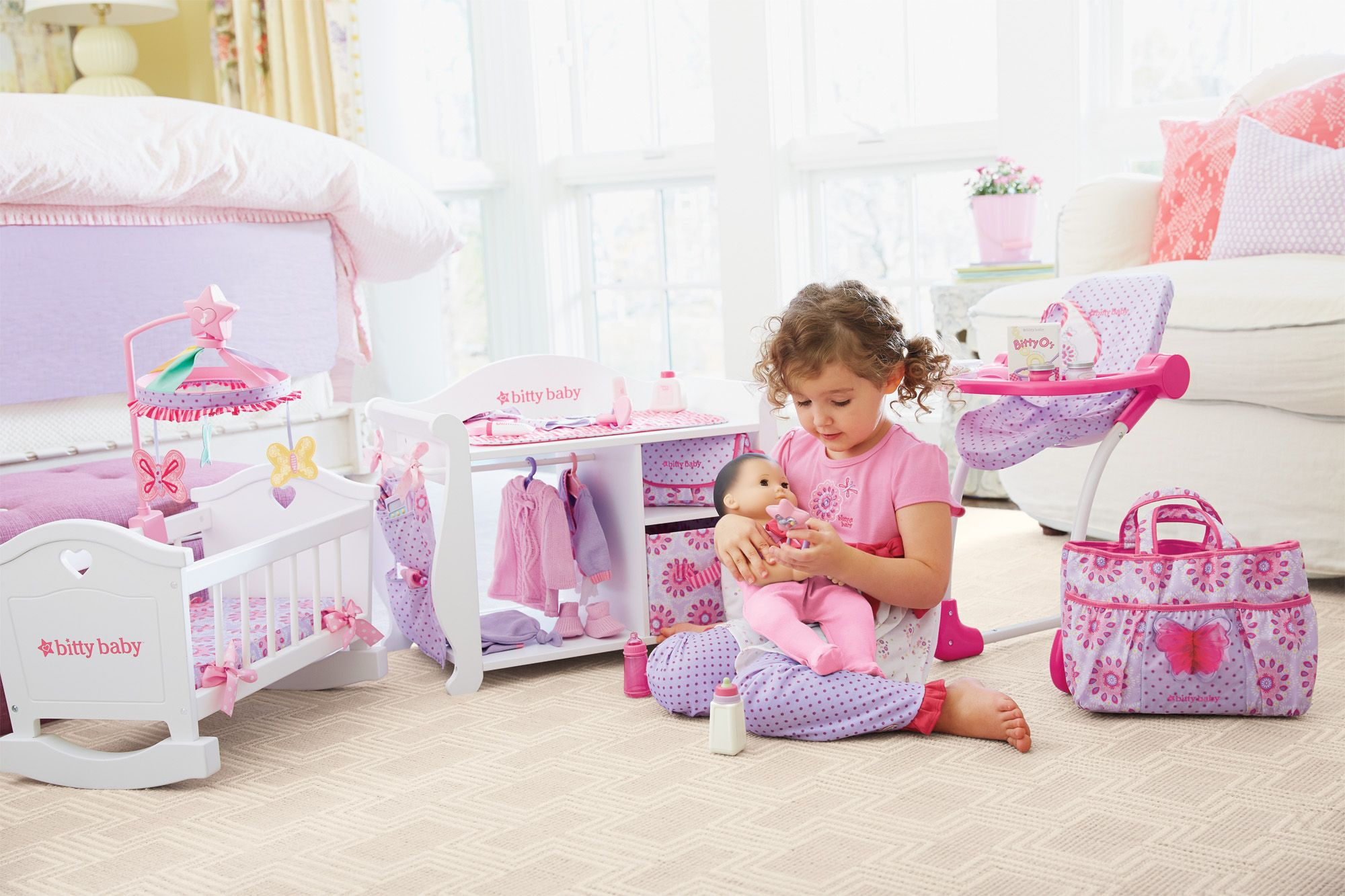 New For Bitty Baby   Baby Playroom, Bitty Baby, Bitty Baby