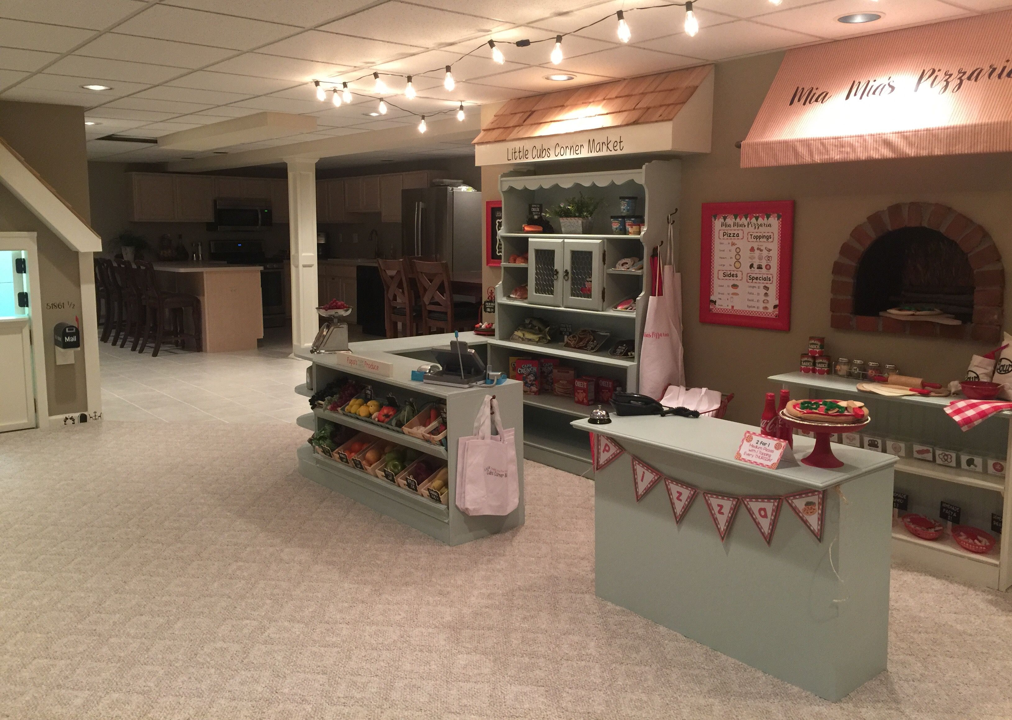 Lights For The Grand Opening | Kids | Play Houses, Playroom