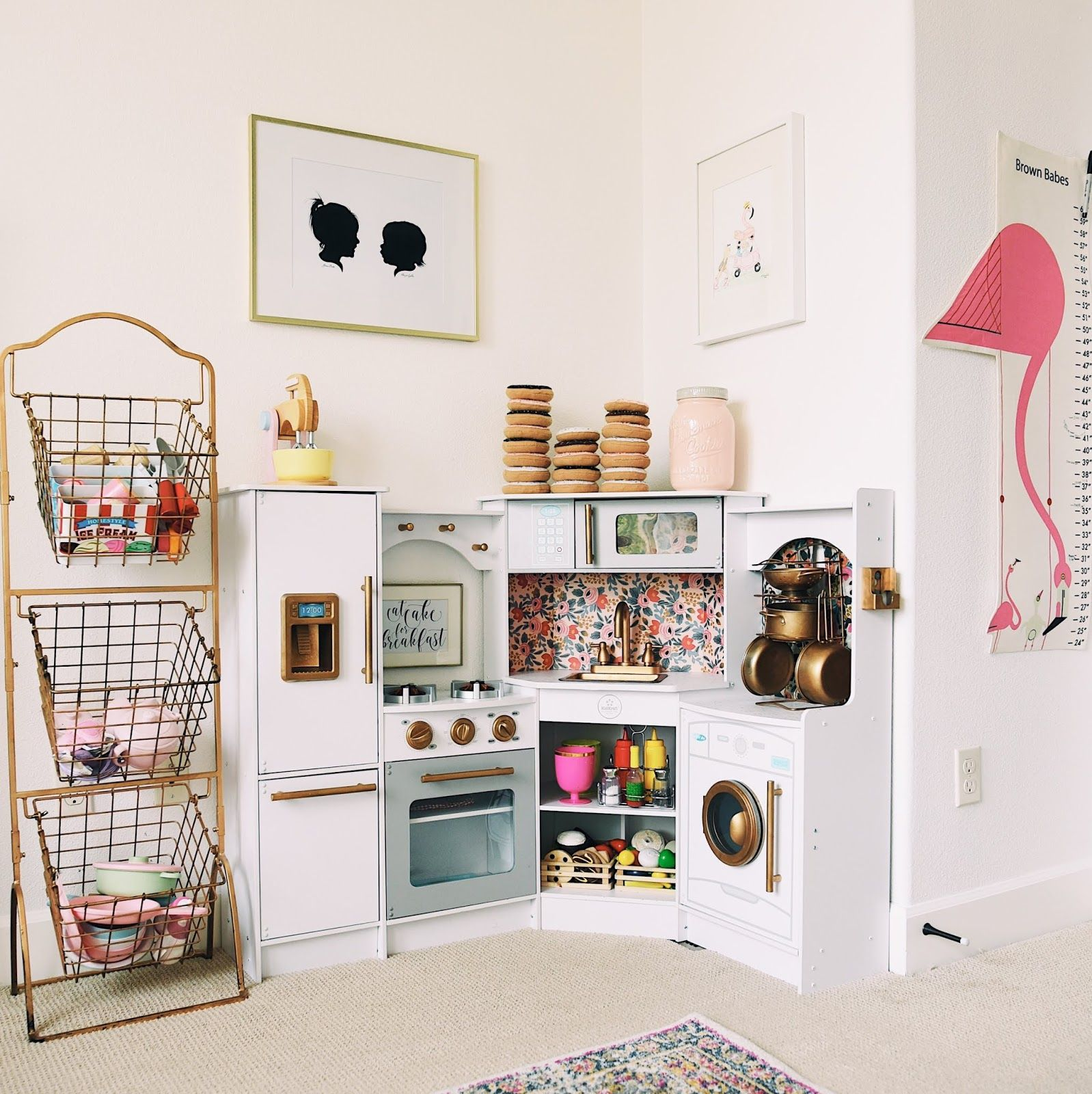Hello Baby Brown: Playroom Tour! (updated)   Littles Design