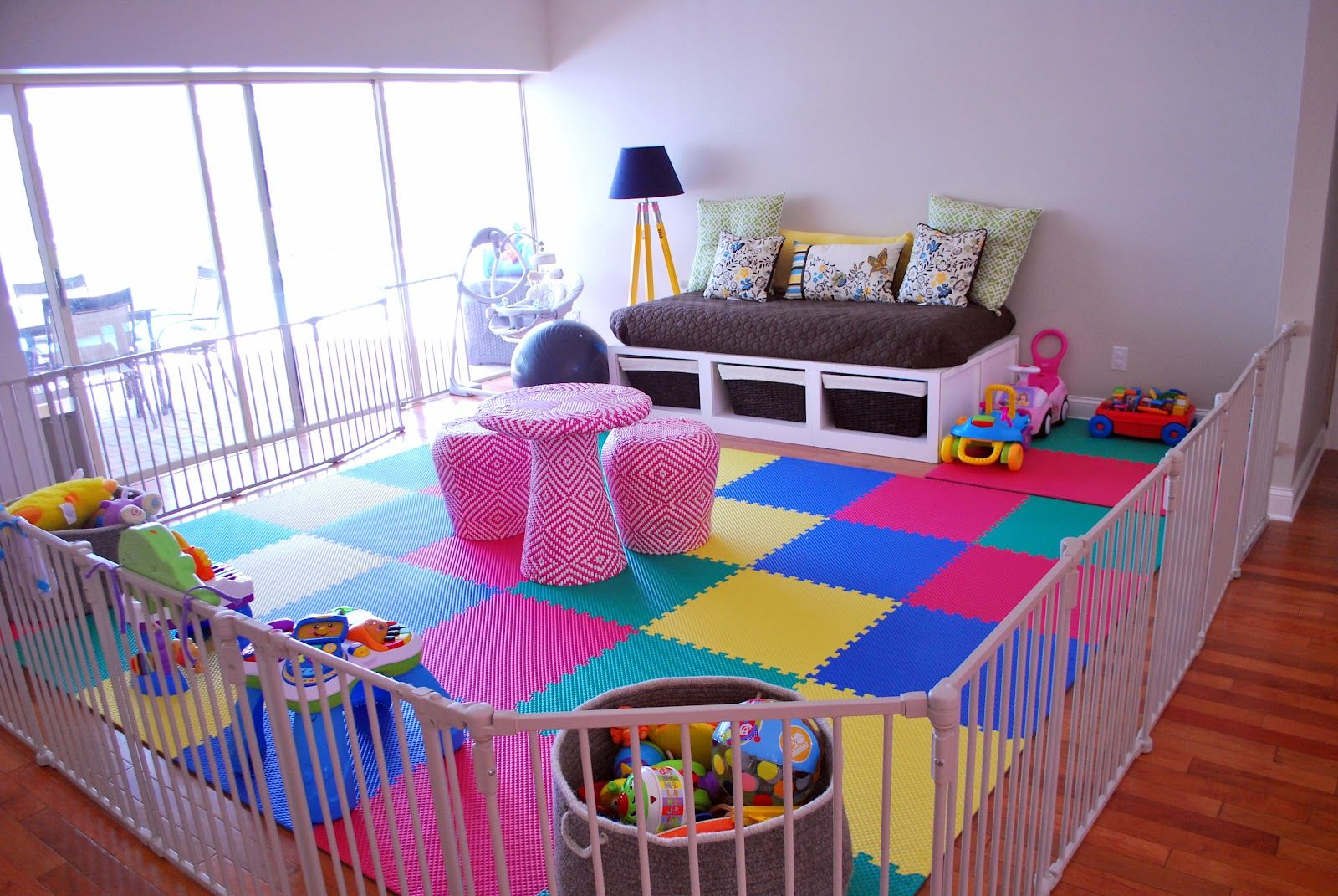 Pin By Seera Mitchell On Kids | Baby Playroom, Baby Play