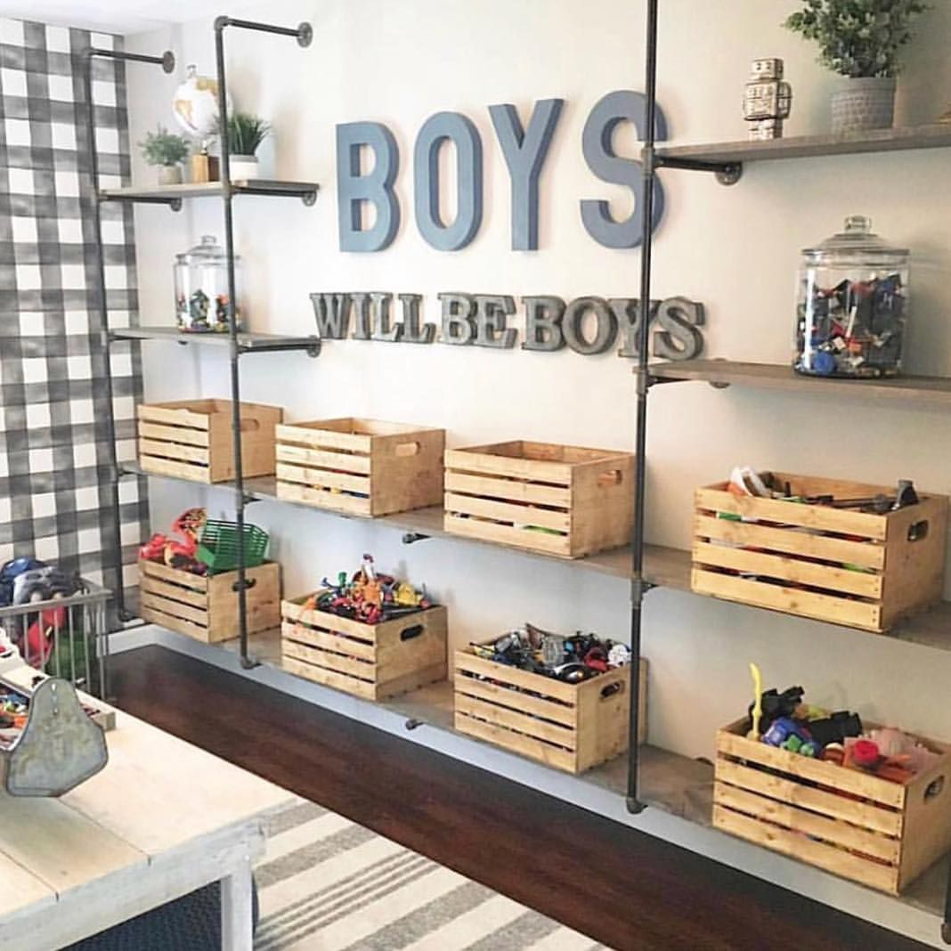 Mbhomedesigners' Amazing Playroom! In 2019   Toy Rooms, Boy