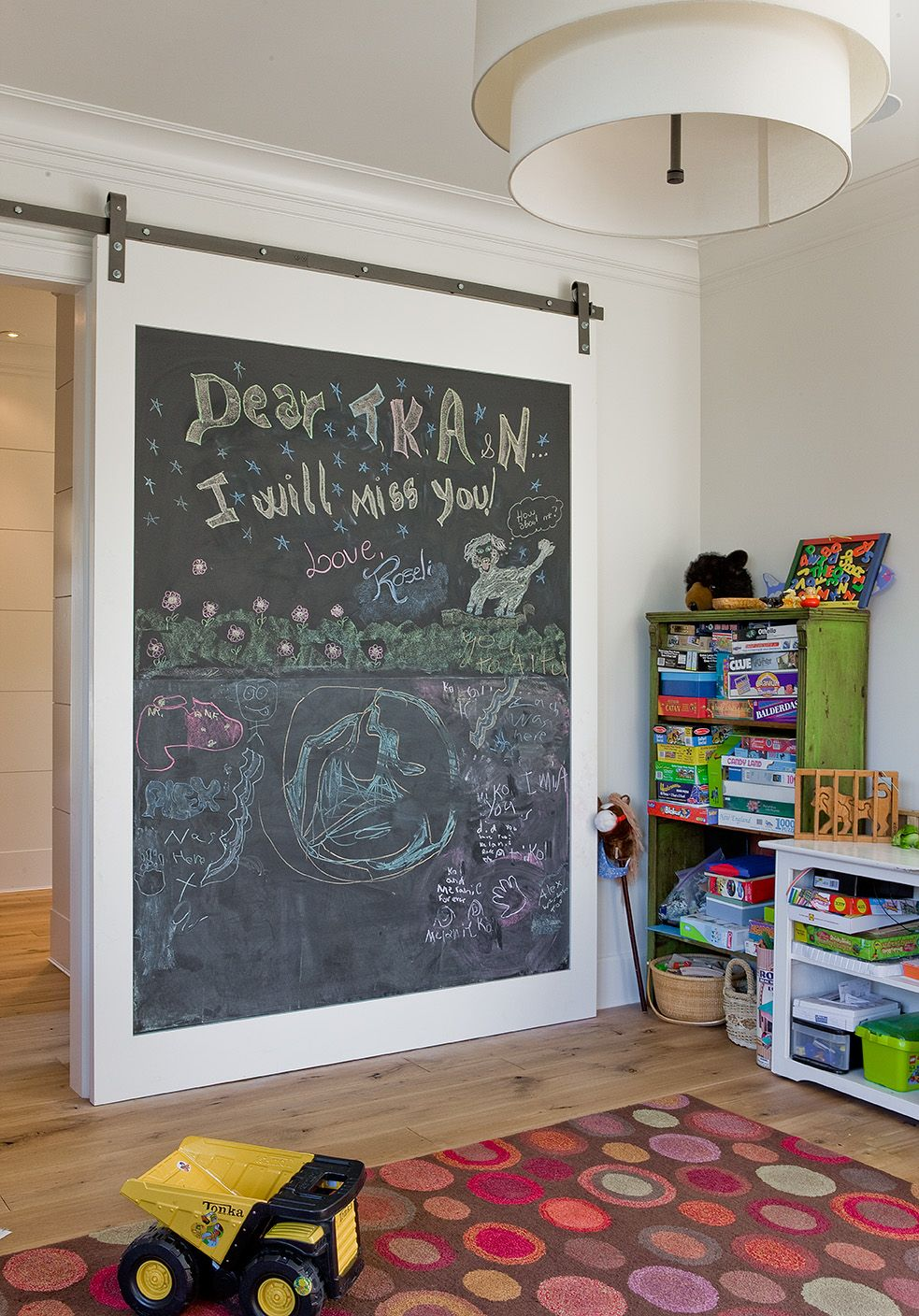 Brookes And Hill Custom Builders | Playroom | Little Ones